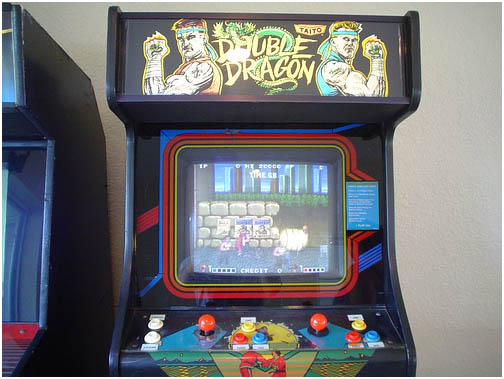 Arcade de Double Dragon