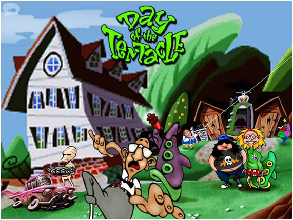 Abertura - Day of the Tentacle