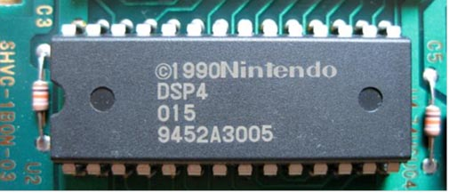 Chip DSP4